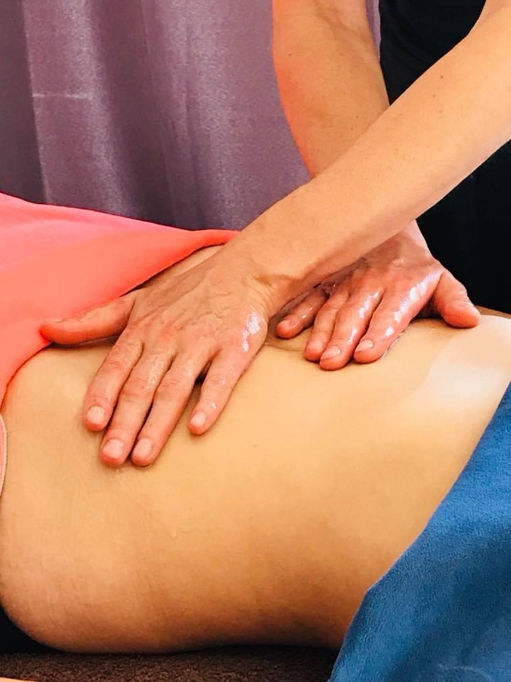Formation Ayurveda Massage Femme enceinte à l'Institut Padma