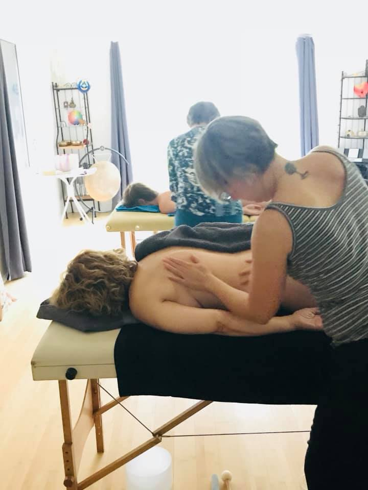 Massage Ayurveda l'Abhyanga à l'Institut Padma