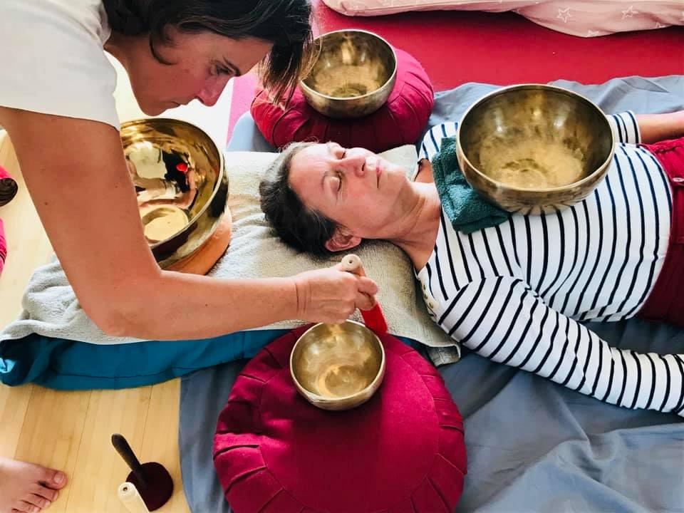 Formation sonore aux bols chantants niveau 2