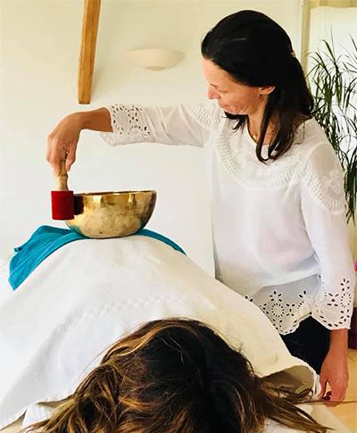 Formation en sonothérapie, rituel des sens
