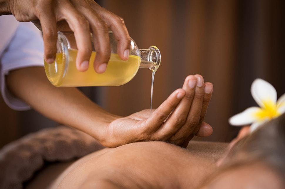 Massage ayurvédique L'Abhyanga