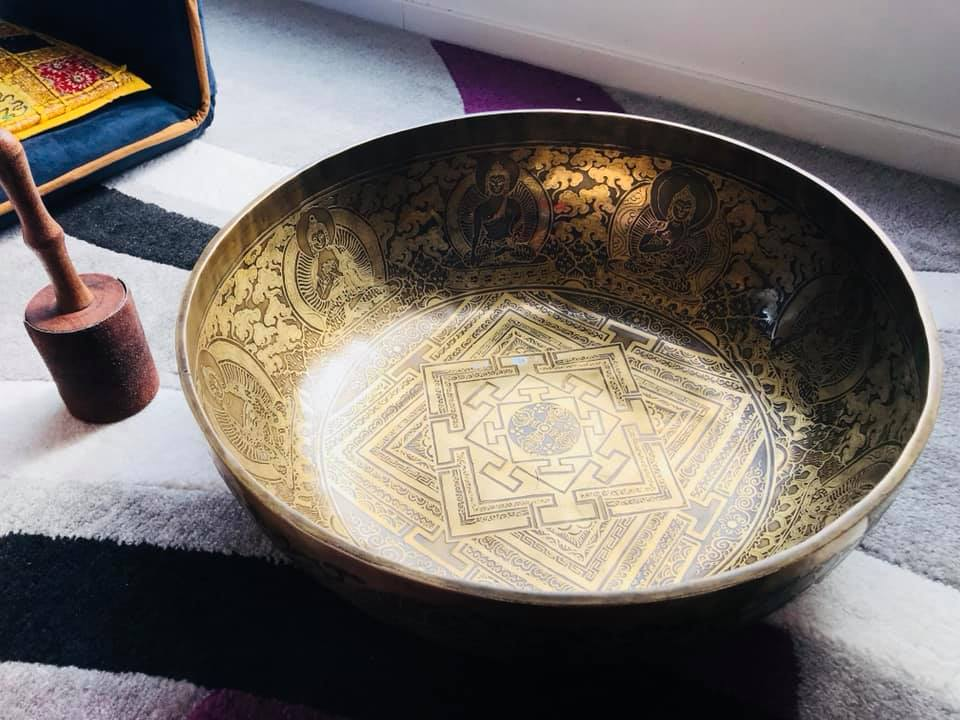Retraite Zen à l'Institut Padma