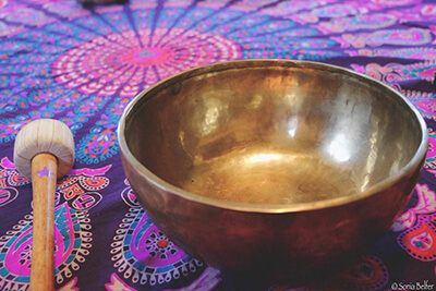 formation aux bols tibétains chantants