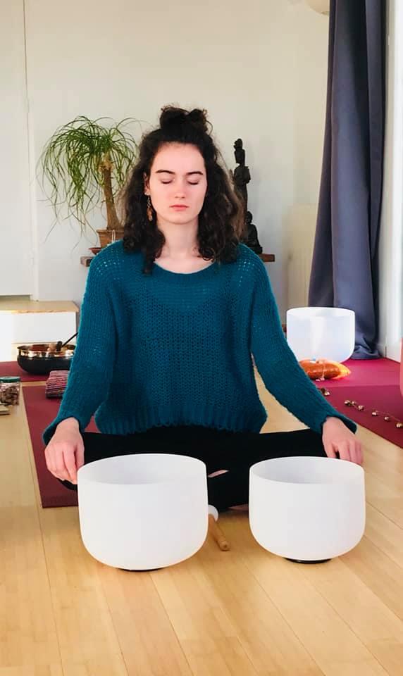 Formation en sonothérapie, chants et instruments vibratoires
